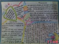 小学六年级教师节赞美老师手抄报简单漂亮