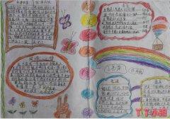 四年级我爱阅读读书手抄报图片及内容