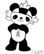 福娃怎么画简单又可爱 福娃简笔画图片