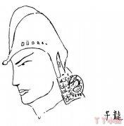 三国演义赵子龙素描怎么画简单又好看