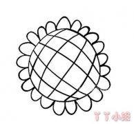 8种小花朵向日葵简笔画教程简单又漂亮