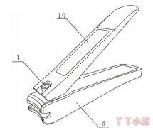 怎么画指甲剪刀简笔画教程简单好看